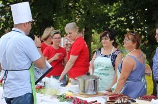 Dla każdego coś smacznego, czyli Festiwal Kulinarny w Piaskach