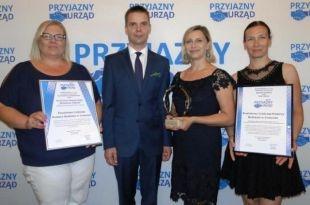 PCPR w Gostyniu wśród 15 najlepszych urzędów w Polsce. Otrzymało też Nadzwyczajne Wyróżnienie